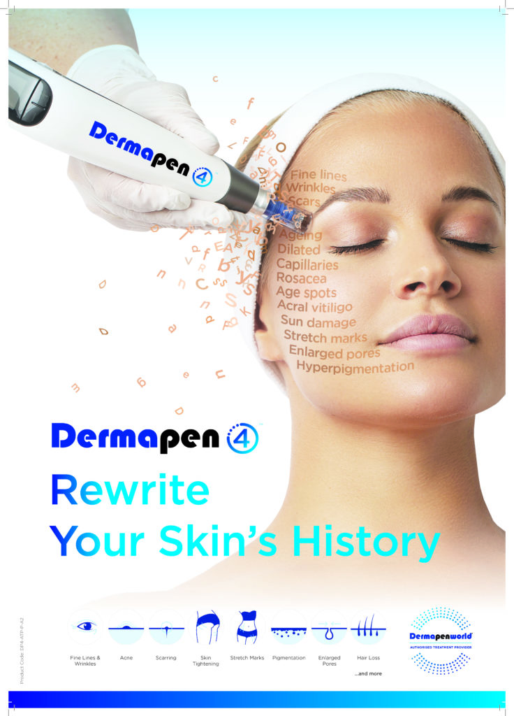 Dermapen Behandling I G 246 Teborg Advanced Skin Care
