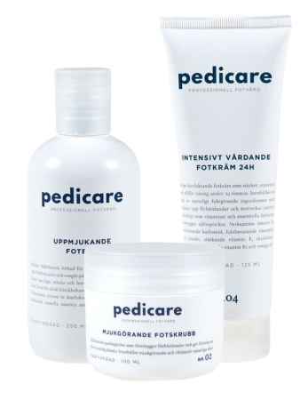 AdvancedSkinCare_Produkter_Pedicare